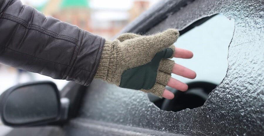 kradzież pojazdu