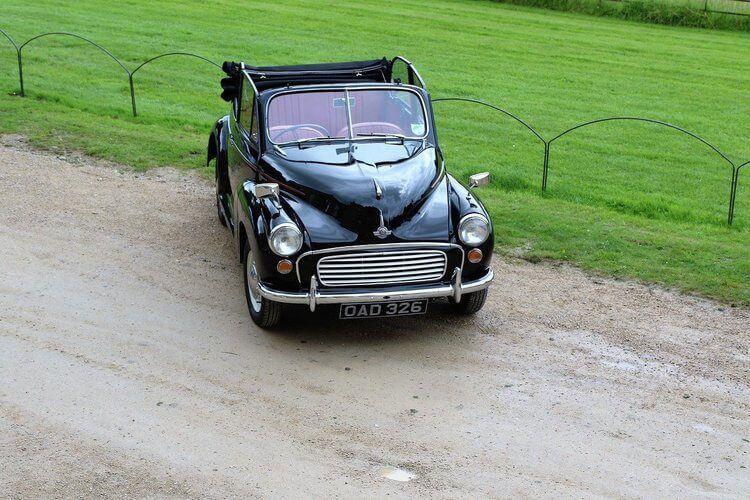angielski samochód