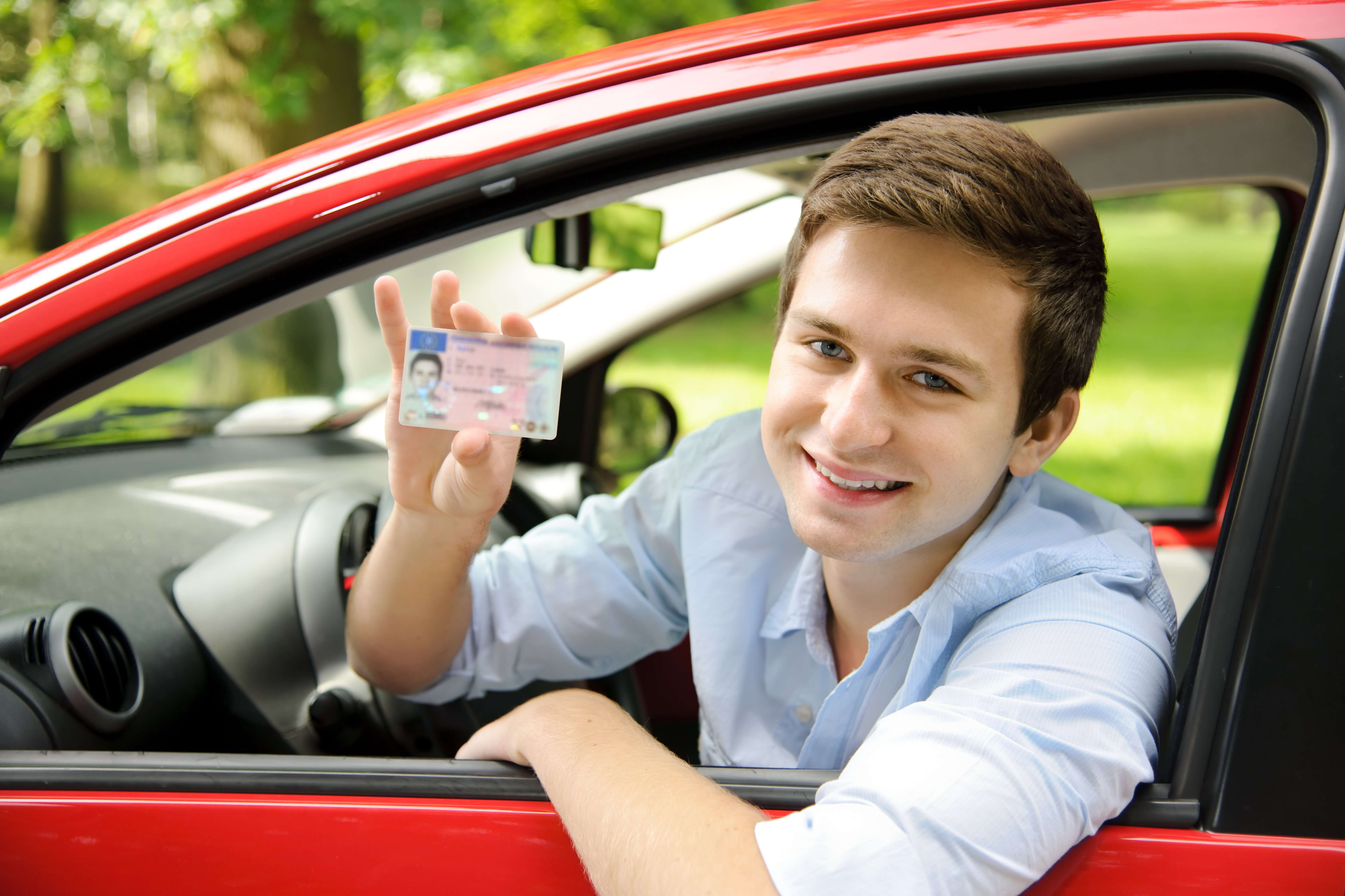 nowe prawo jazdy