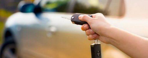 Kradzież kluczyków od samochodu