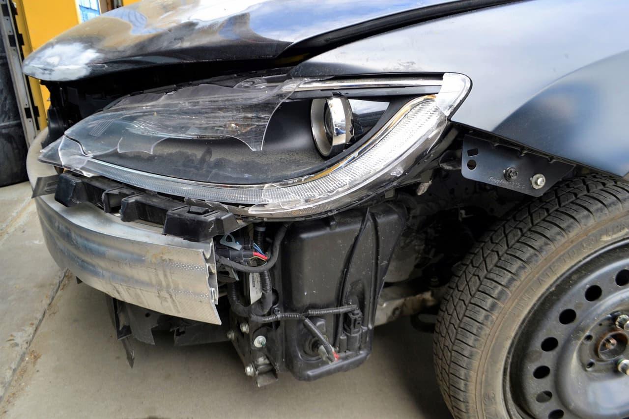 OC sprawcy wypadek drogowy